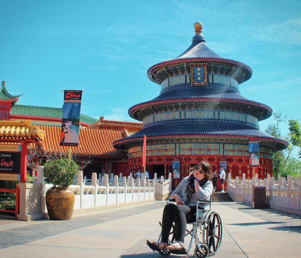 Landed myself in a wheelchair after pushing too hard at Disney World. Don't be me. The cast member's guide to Disney World!
