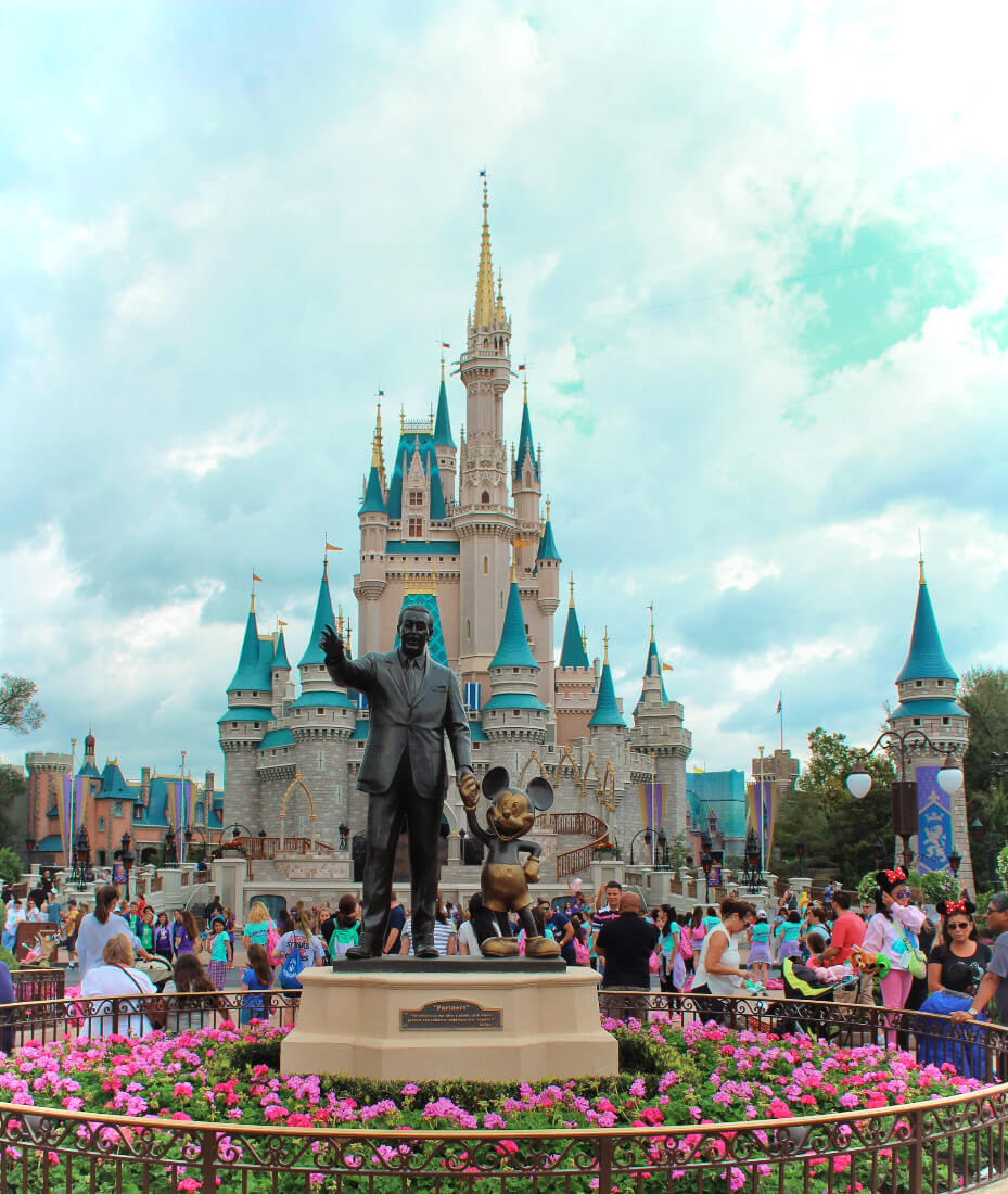 Magical Kingdom Disney World Florida Castle Practical Wanderlust