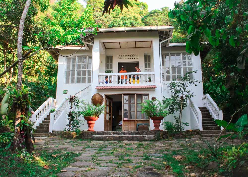 Casa Colibri Hospedaje in Minca, Colombia.