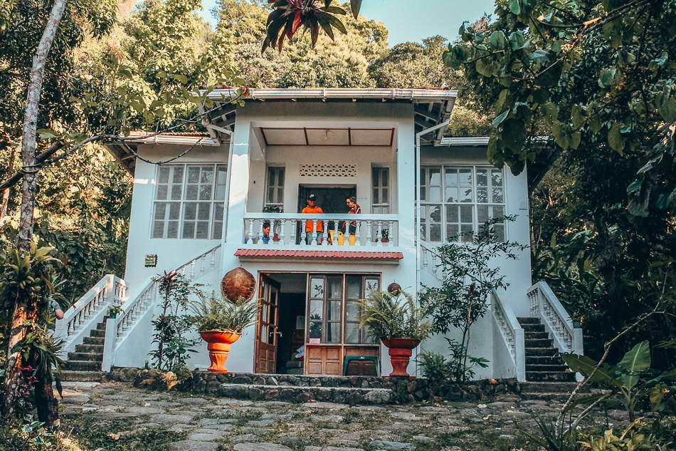 Where to stay in Minca, Colombia