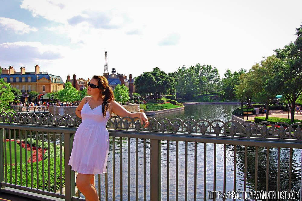 Epcot in Disney World, Florida. A guide to Disney Parks strategy by a former cast member!