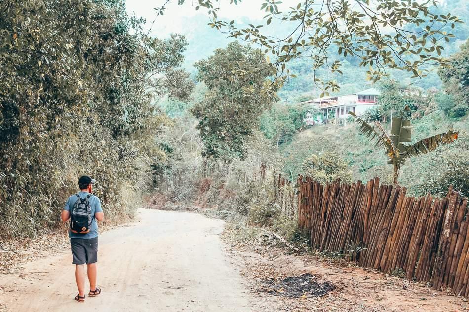 Exploring Minca in Colombia