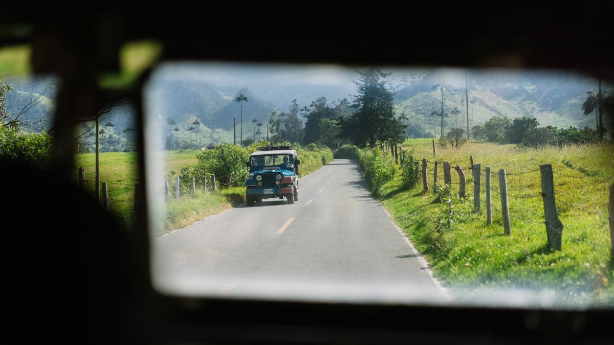 Travelers guide to transportation in Colombia