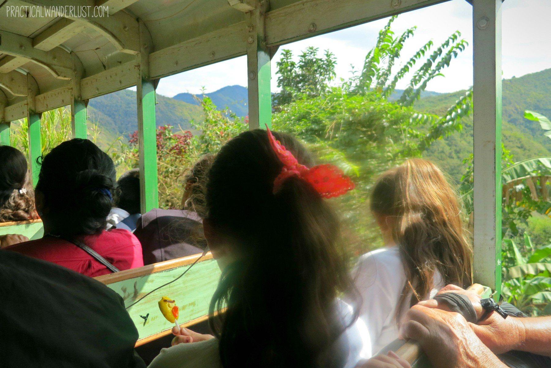 Bouncy Ranchero Ride from Ecuador to Peru via the La Balsa Border Crossing