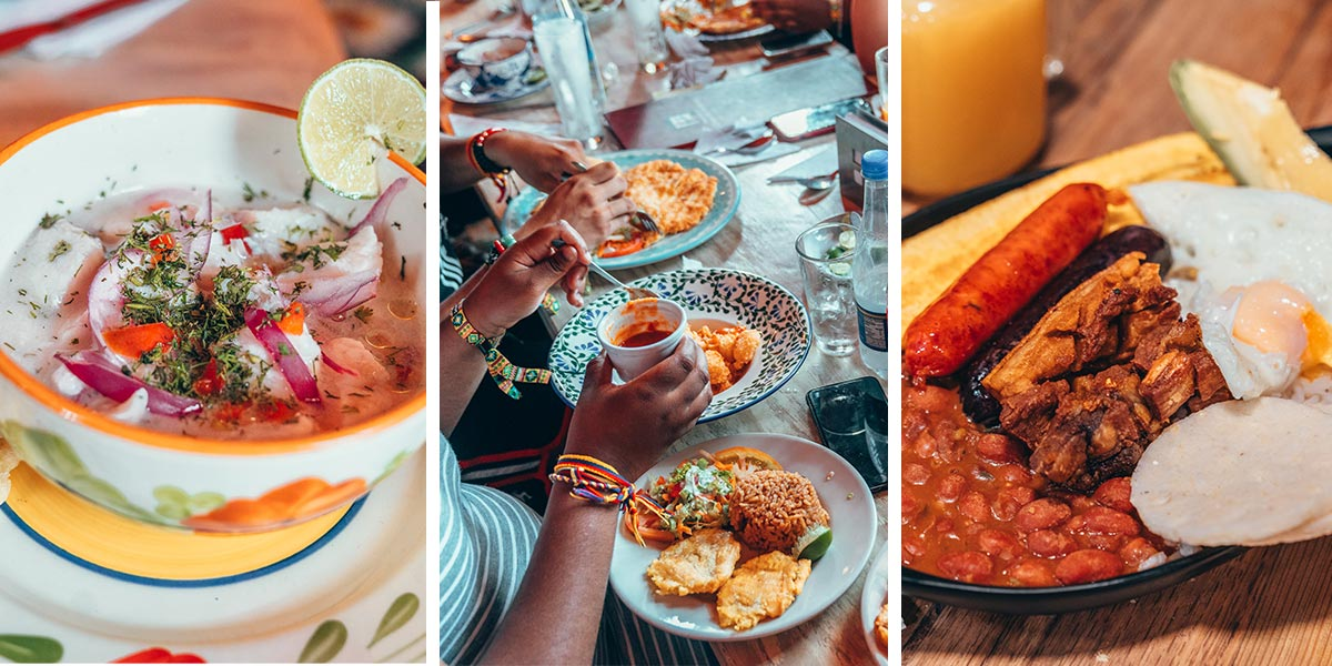 The best Colombian foods: what to eat in Colombia (or order at a Colombian restaurant!)