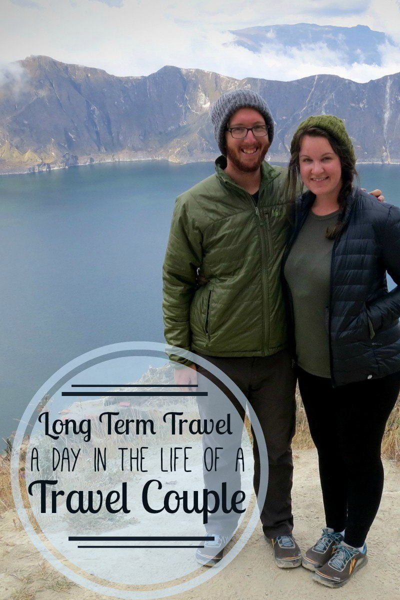Since we embarked on our year long honeymoon we've found that travel life is totally unlike our regular lives, but it's not as different as you might think.