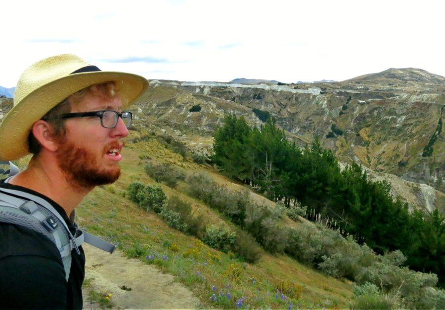 Getting lost on the Quilotoa Loop on the way to Chugchilan, Ecuador.