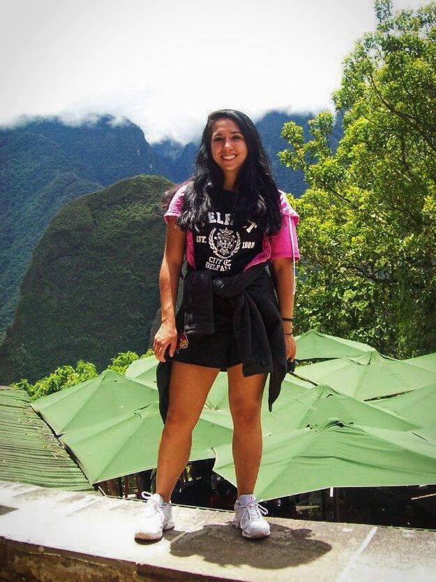 What not to do at Machu Picchu in Peru!