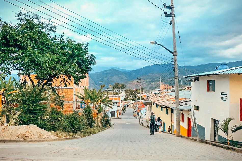San Ignacio in Peru