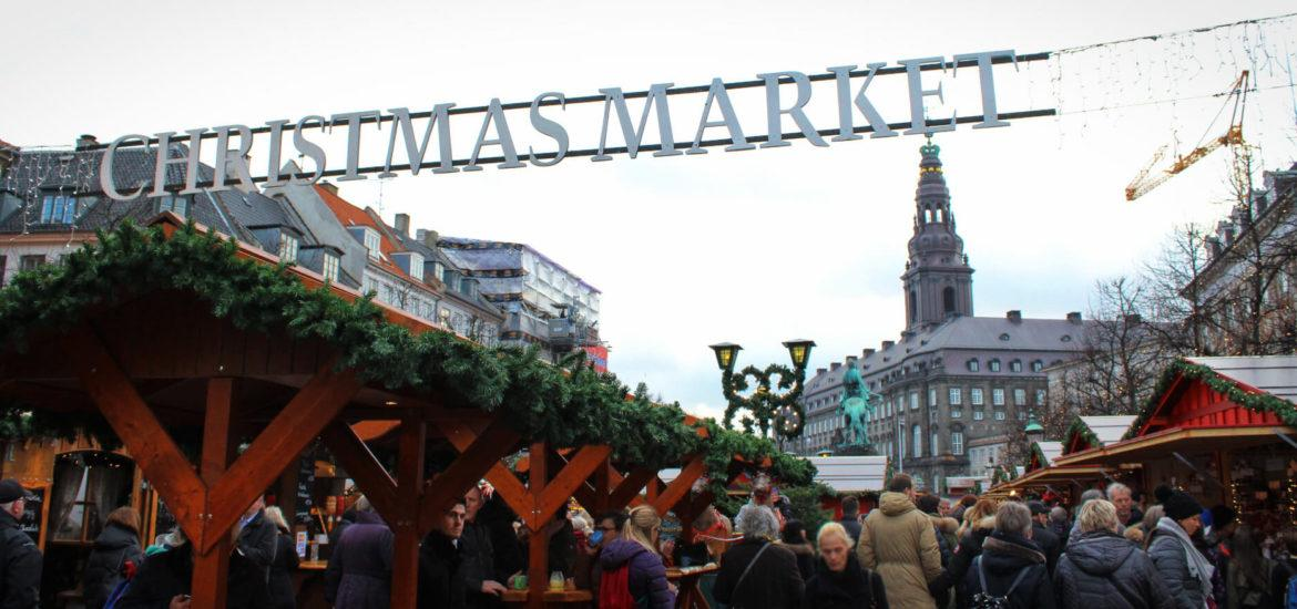 Christmas Markets in Copenagen are an excellent place to find Danish Holiday food in Copenhagen!