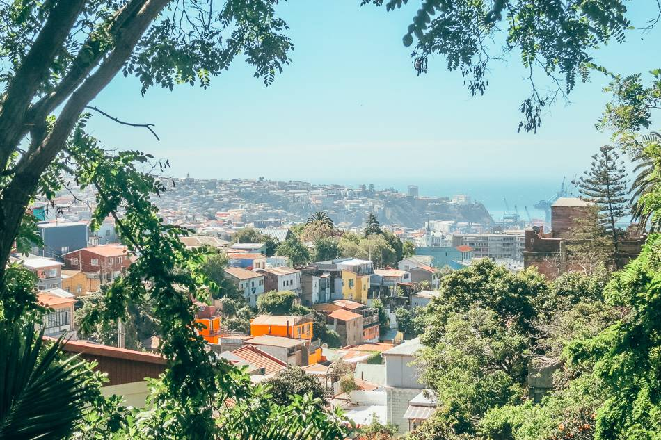 Valparaiso is one of the best places to visit in Chile