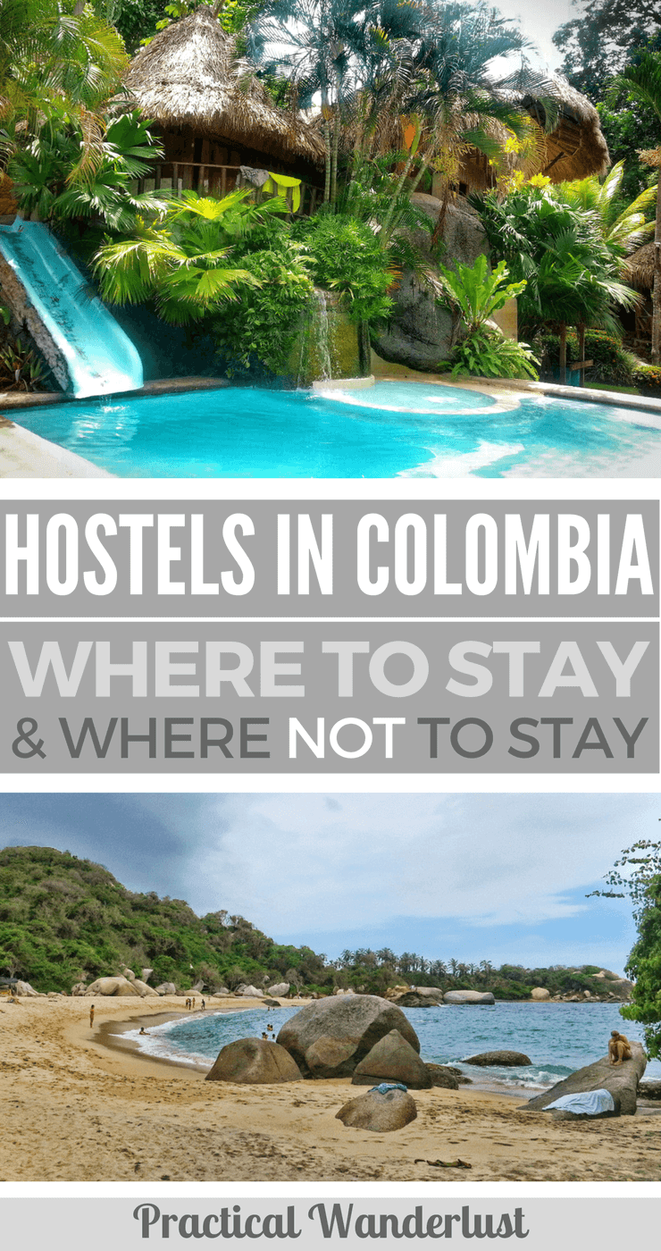 The hostels in Colombia are some of the best in South America. But which hostels should you stay in, and which should you skip? We went backpacking in Colombia for a month. These are our best Colombian hostel recommendations.