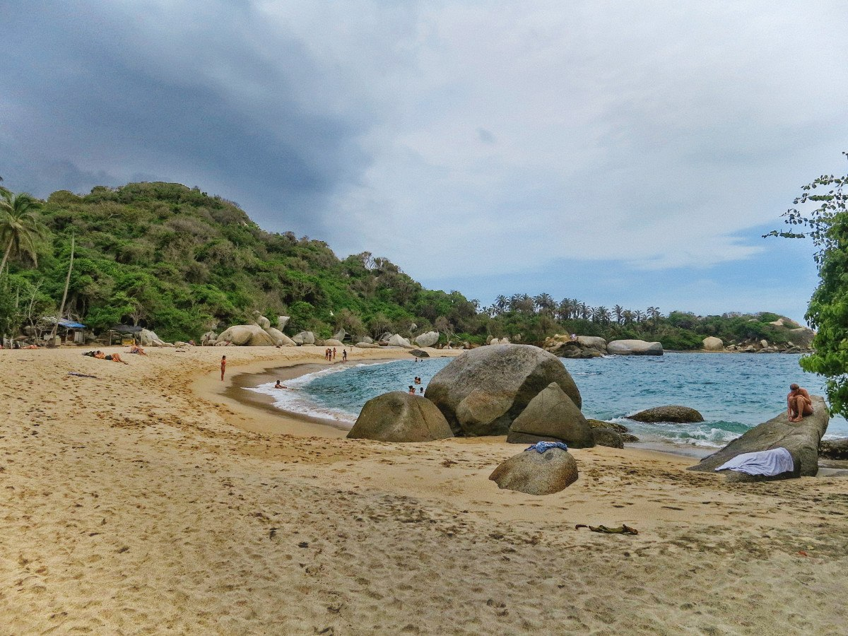 Parque Tayrona, Colombia: How to Get There & Where to Stay