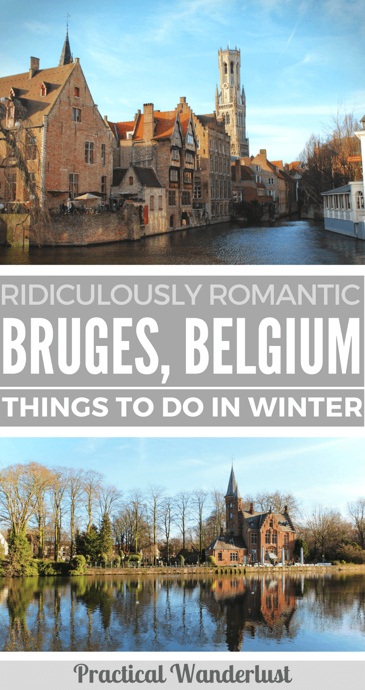 Romantic Bruges Belgium Adorable Things To Do In Bruges