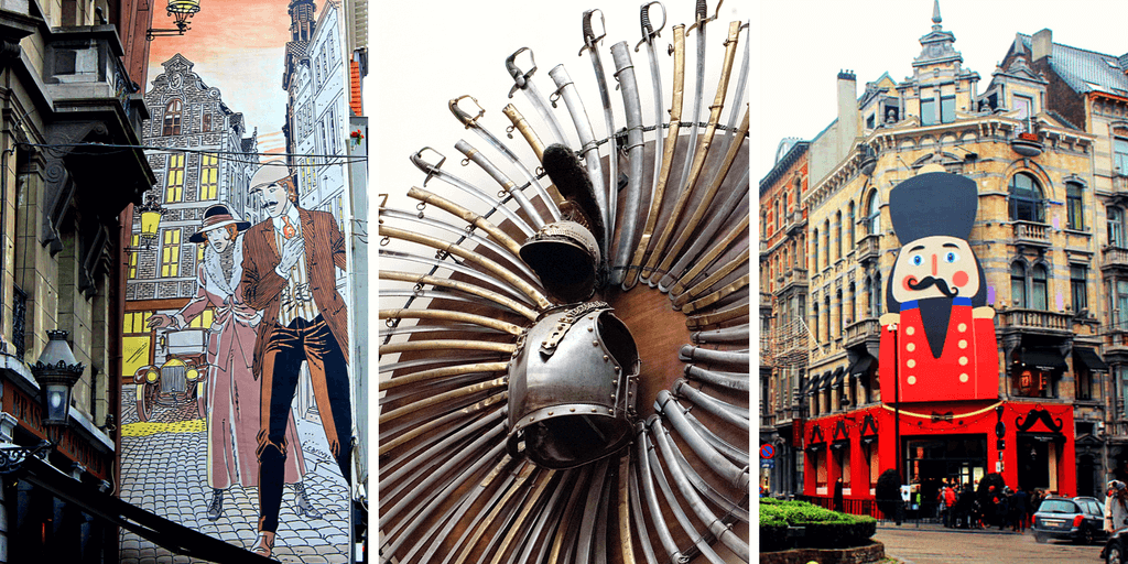The Spontaneous Art Museum. The Museum of Fantastic Art. The Art Deco Clock Museum. The Sewers Museum. 25 wonderfully weird museums in Brussels!