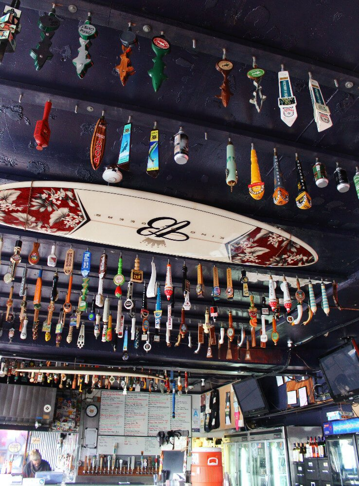 Naja's Place, a Los Angeles area brewery on The South Bay Craft Beer & Bikes Bar Crawl in Redondo Beach, California