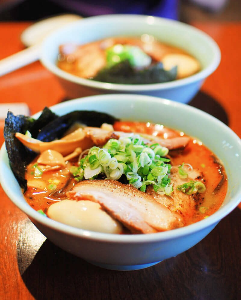 Thank that ramen comes from a package? Wrong! You can find incredibly good ramen in Oakland's Chinatown district. It's one of the best foods in Oakland!