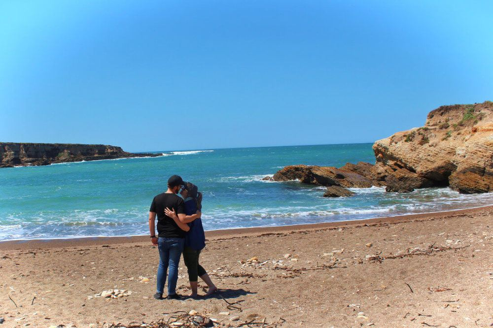 Travel Couple in Los Osos, California