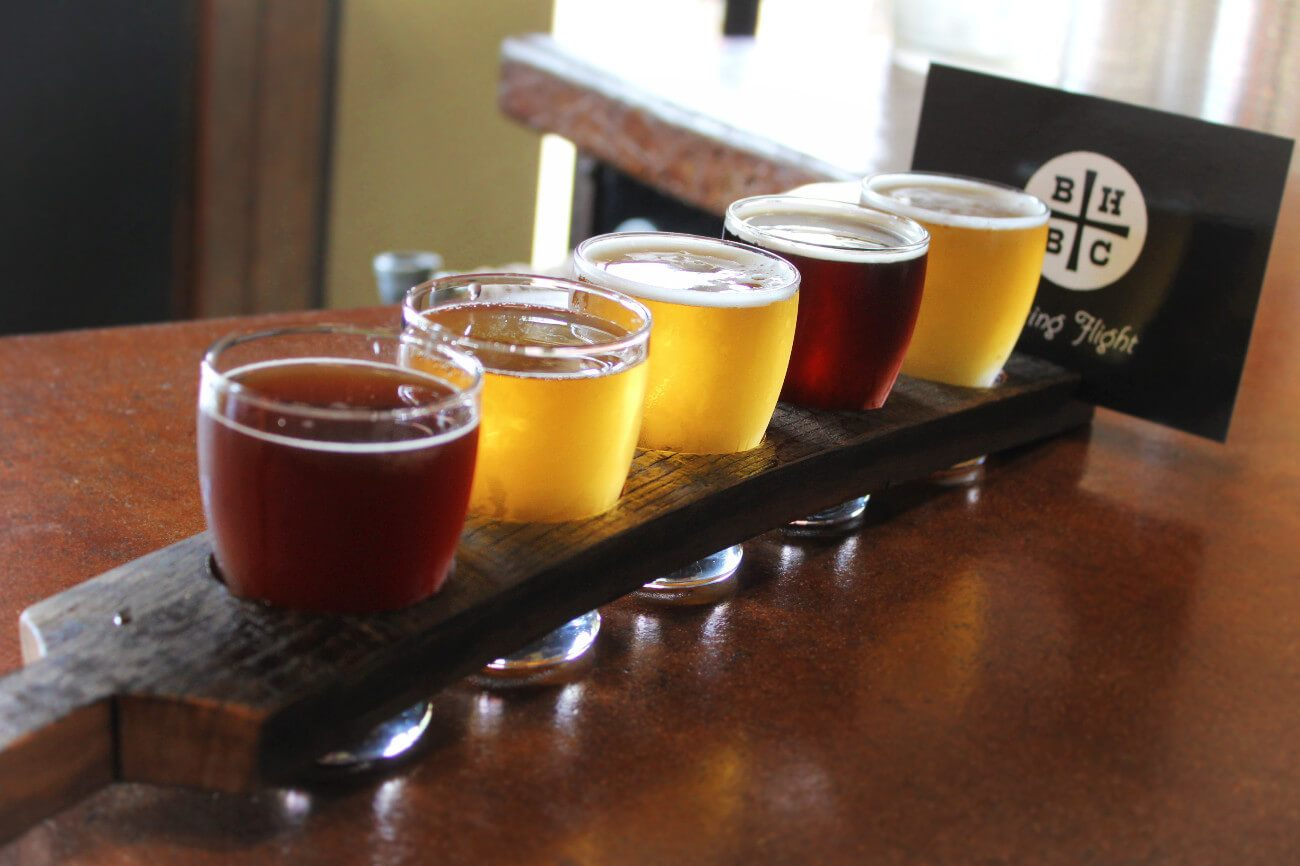 Barrelhouse Brewing Company is a fantastic local craft beer brewery in San Luis Obispo on California's Central Coast.