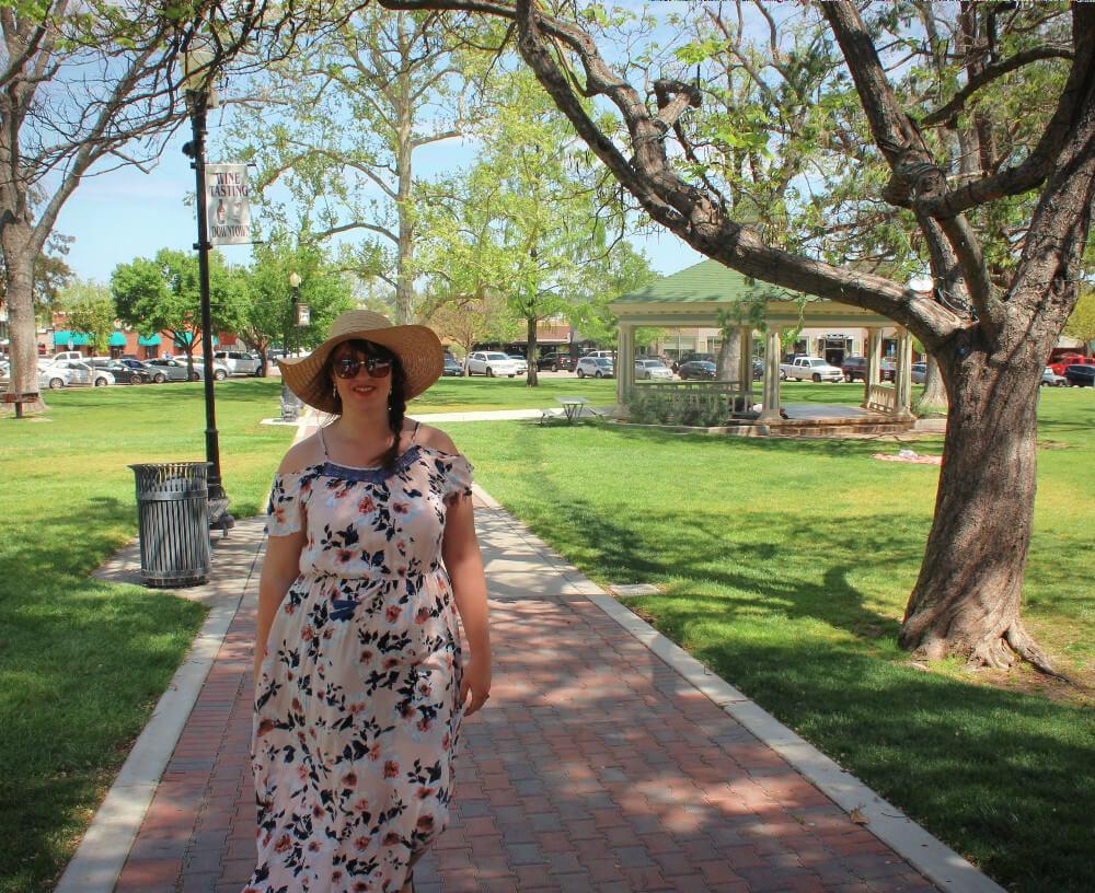 Downtown Paso Robles, California