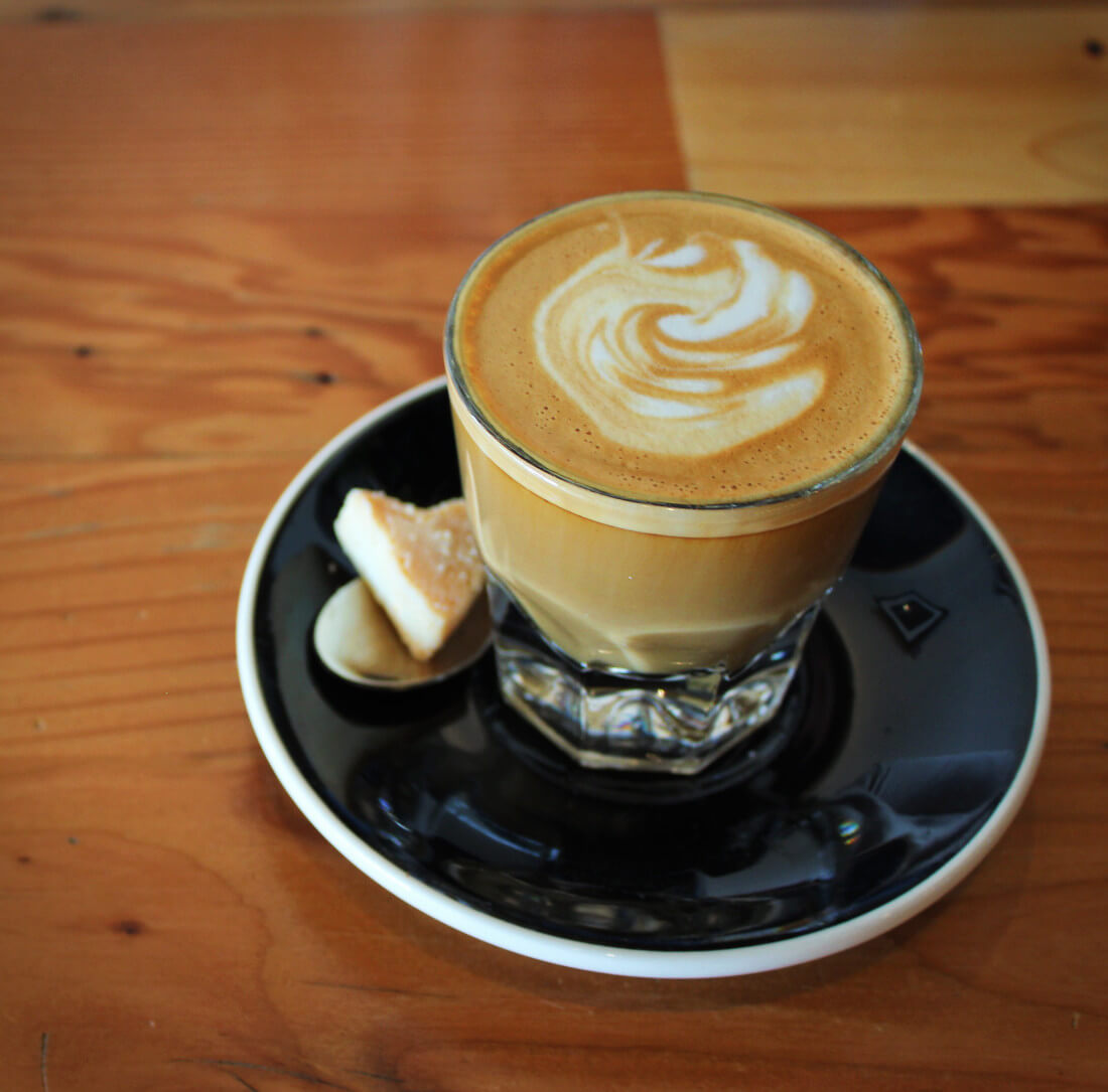 Third wave coffee in San Luis Obispo on California's Central Coast