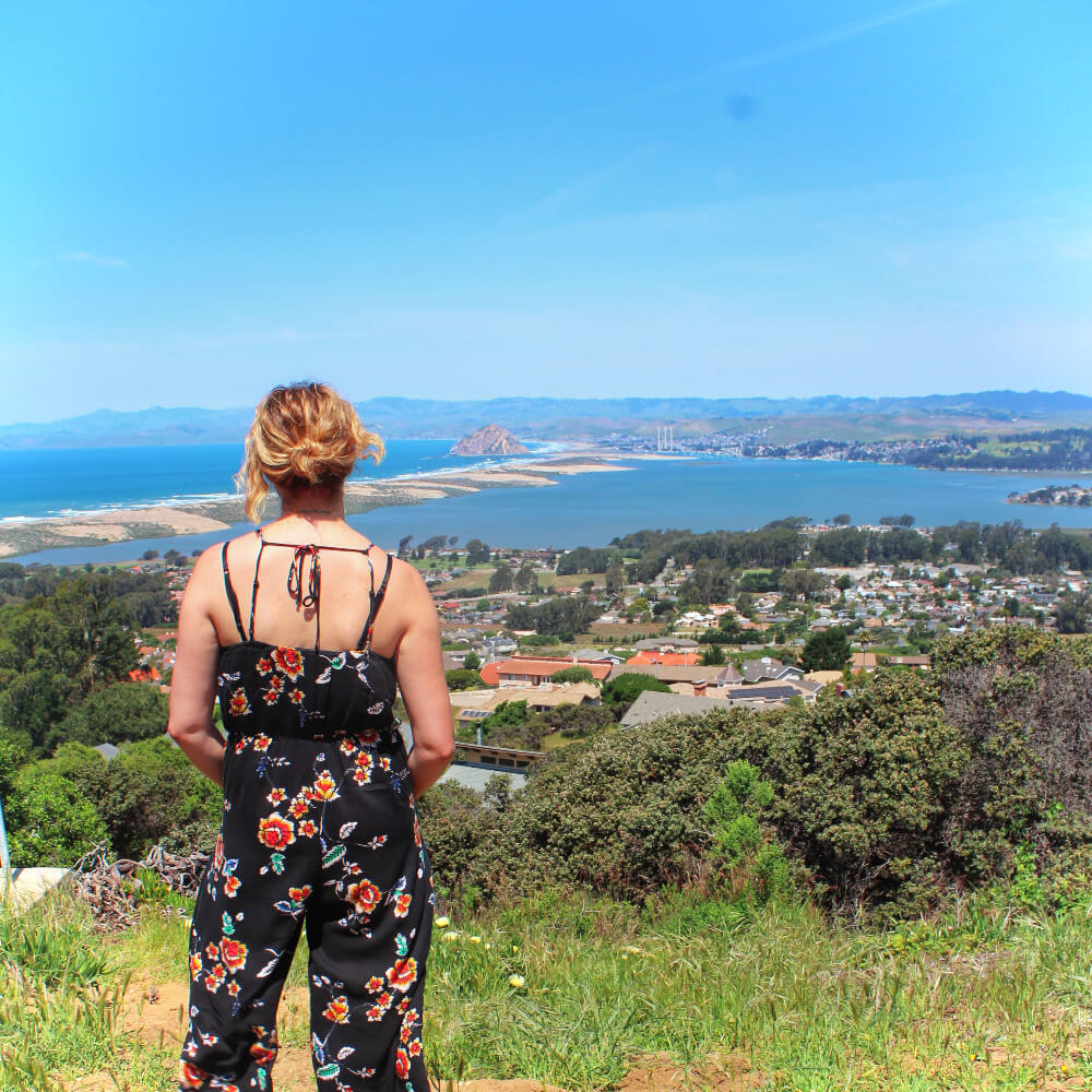 Top of the World in Los Osos, California