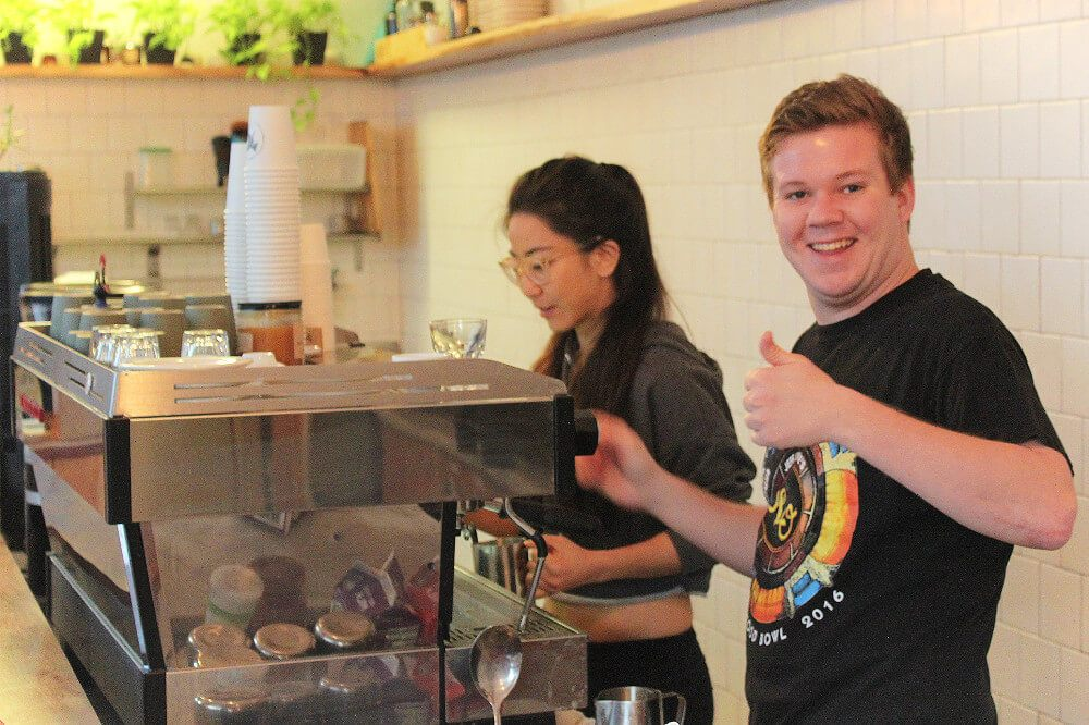 Tom is a barista and manager at Paramo coffee shop in San Francisco. He gives us the scoop on the 10 best specialty coffee shops in San Francisco.