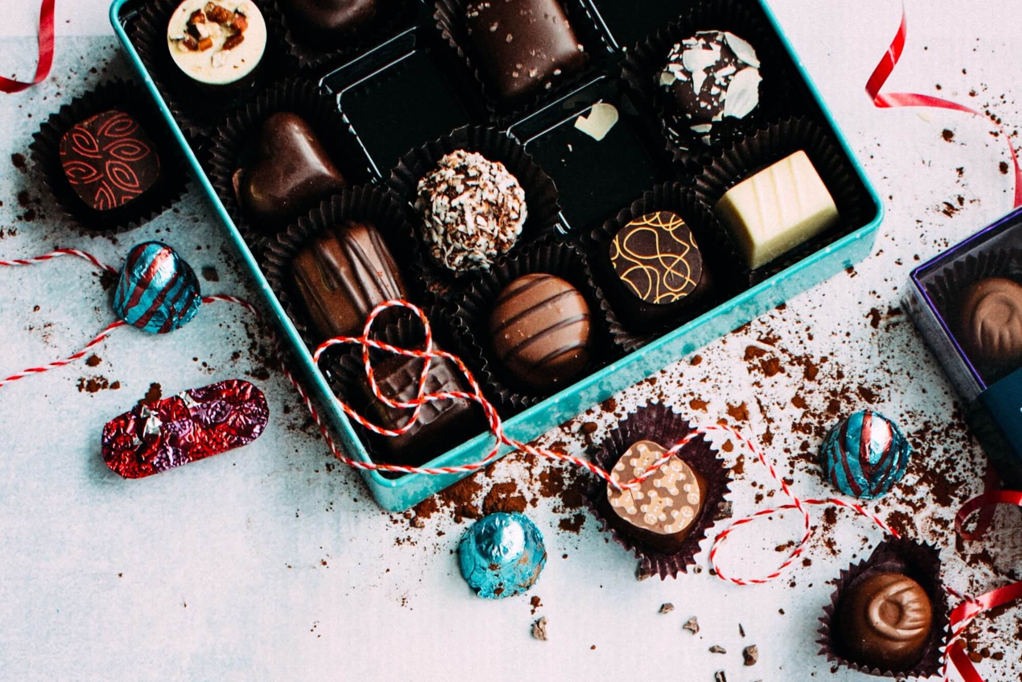 The Ultra Chocolate Tour of San Francisco is a walking food tour of San Francisco with chocolate and booze pairings, too!