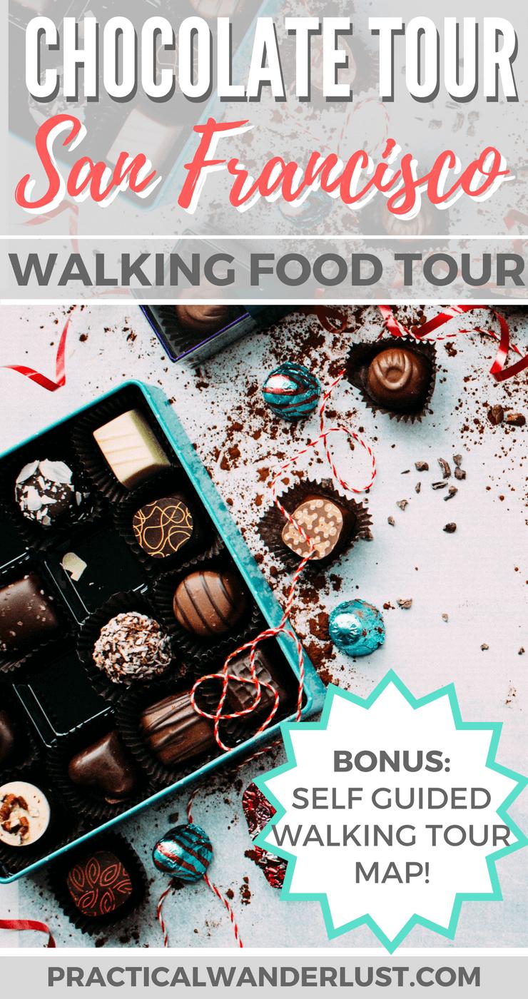 Gourmet Walks Ultra Chocolate Tour