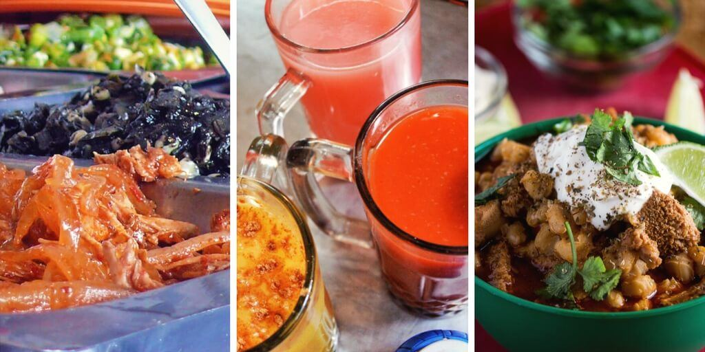 From tripe soup to fermented agave sap to ant larvae (gross, wtf?) 10 obscure Mexico foods that you've probably never heard of! Are you an expert in authentic Mexican food or are you more the Tex-Mex type?