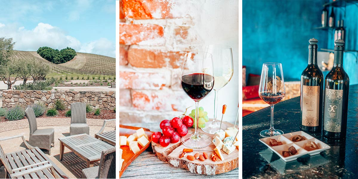The best Paso Robles wineries! Paso Robles, California is the Central Coast's wine country, with over 200 incredible vineyards.