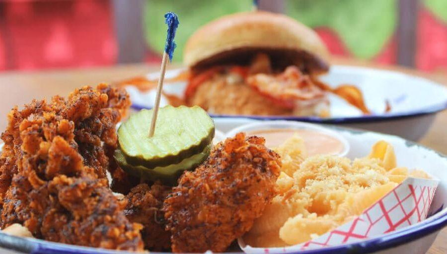 29 amazing places to eat in Louisville, Kentucky! A local's guide. From bourbon donuts to fried chicken to hot browns to shrimp & grits and beyond!