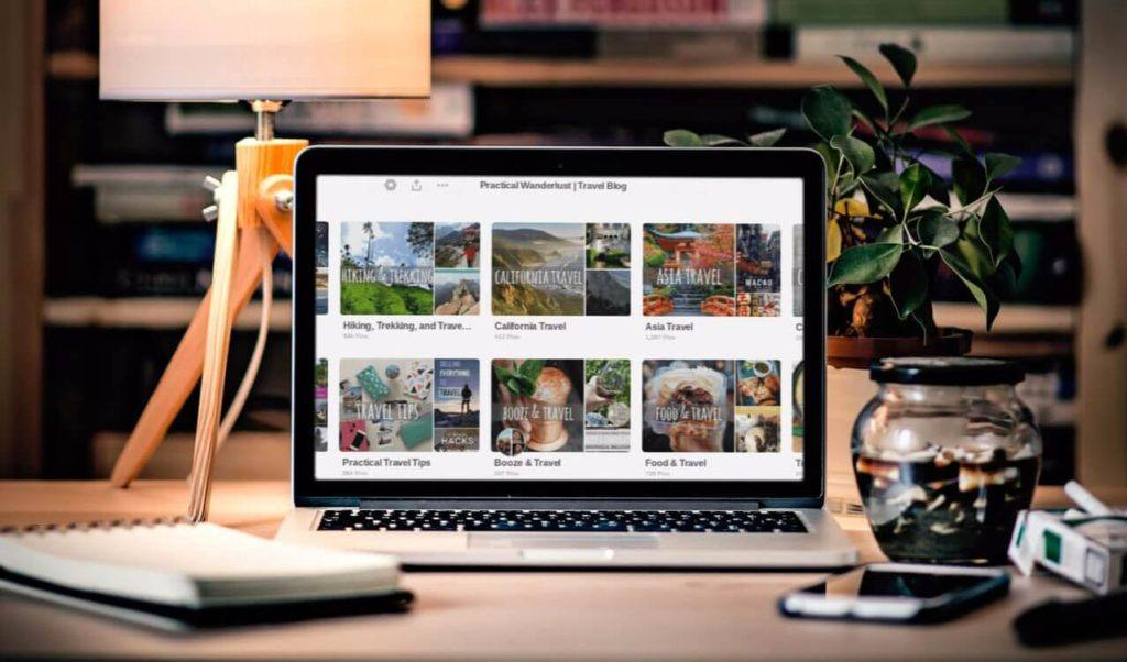 Pinterest for Travel Bloggers. Grow your blog traffic with Pinterest!