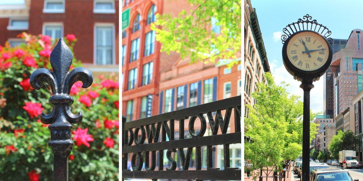 50+ Amazing places to visit in Louisville, Kentucky USA. Things to do in