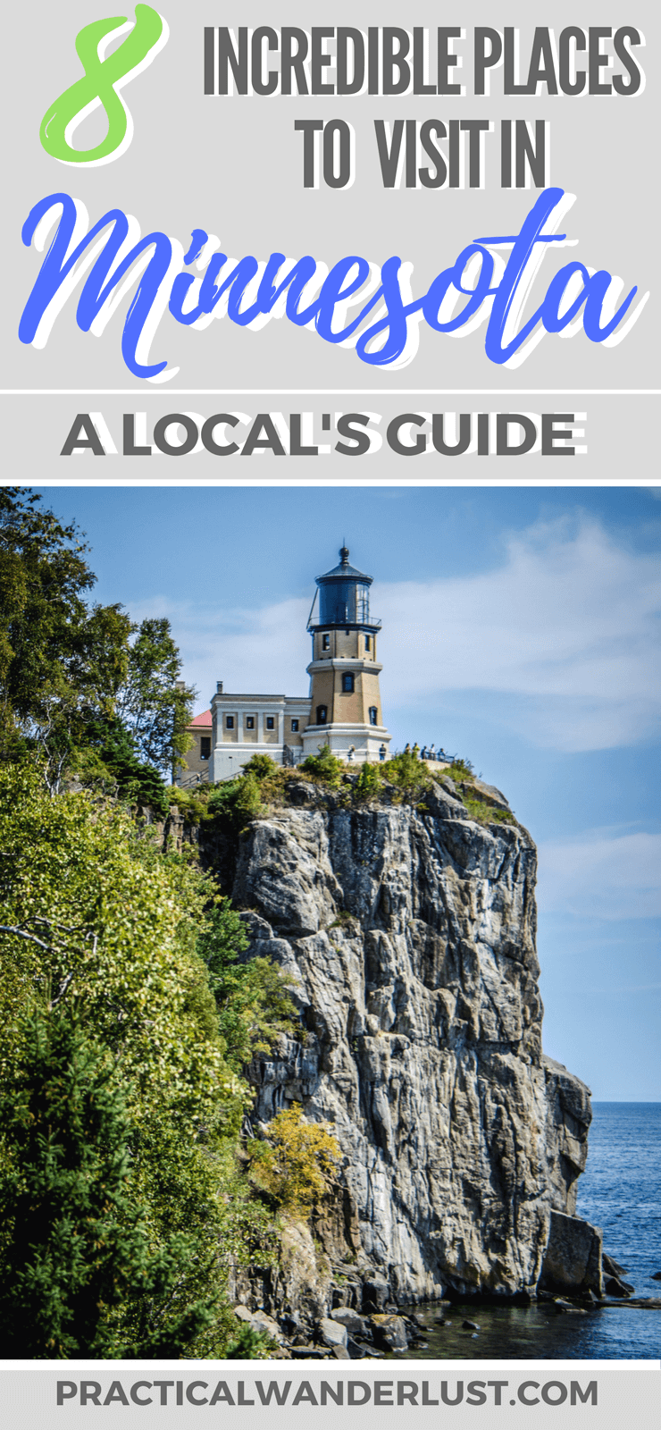 8 incredible places to visit in minnesota practical for Places to go for a mini vacation