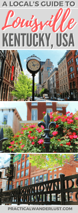 What to Louisville, Kentucky is am incredible destination to visit in the  Midwest or South (it's