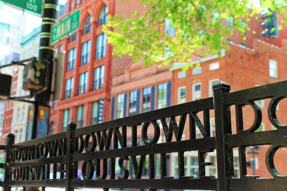 Downtown Louisville is home to Museum Row, where some of the best museums in Louisville, Kentucky are located!