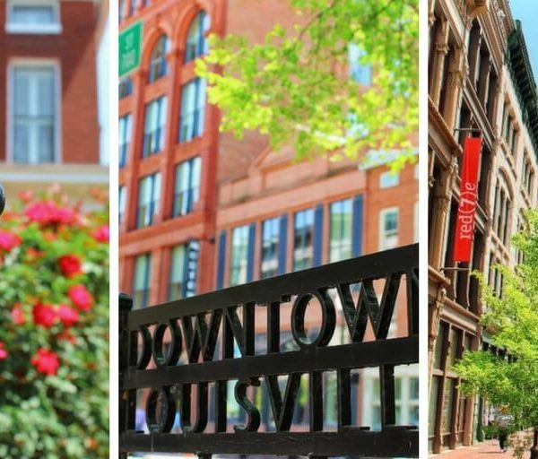 Amazing places to visit in Louisville, Kentucky USA. Things to do in Louisville, attractions in Louisville, and everything you need to know about visiting Louisville, KY!