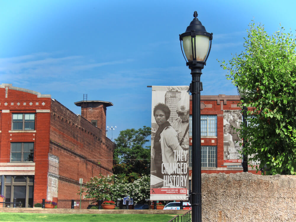 The National Civil Rights Museum in Memphis, Tennessee is incredible and motivating. If you only visit 1 place in Memphis, this should be it.