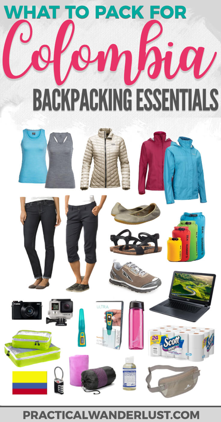 What to Pack for Colombia: The Ultimate Packing Guide