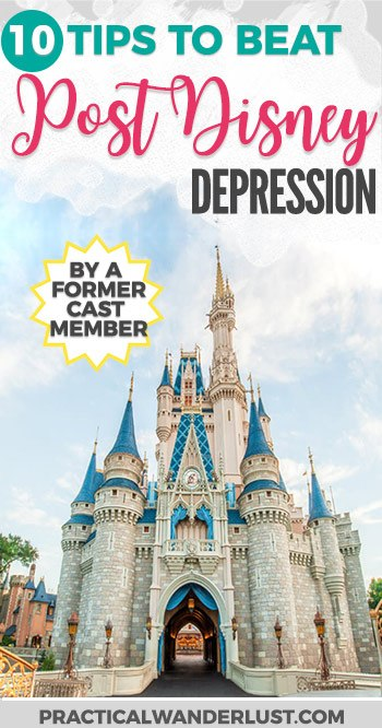 You know that feeling after you return home from an amazing Disney vacation and you feel like nothing will ever be fun again? That's Post Disney Depression. It's totally a thing, and here's how to get through it, one booze-soaked Disney movie binge-fest at a time! Disney World Travel   Disneyland Tips   Disney Parks Travel   Disney World Tips   Disney Cast Member Tips