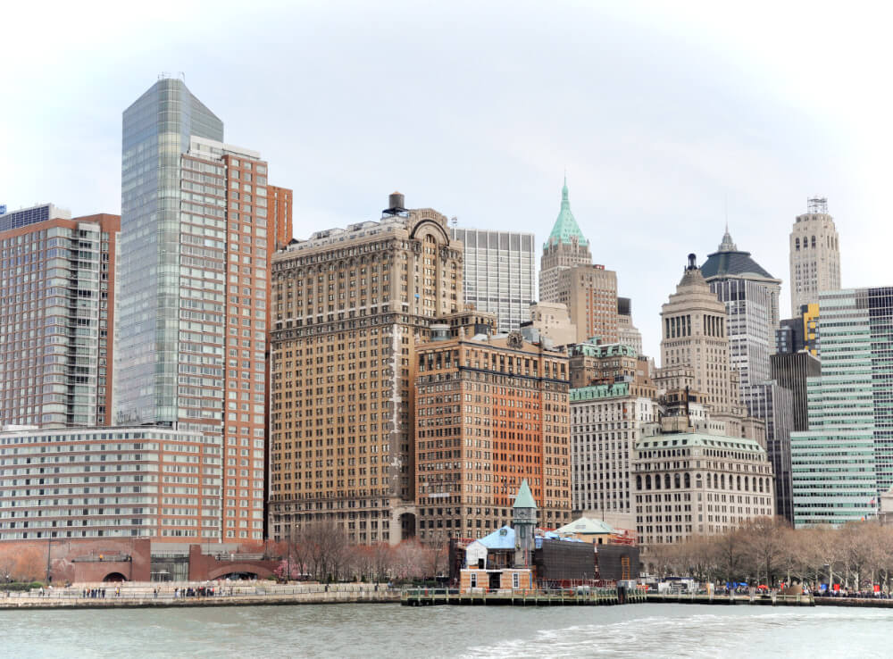 A self-guided walking tour of Lower Manhattan including Tribeca, the Hudson River park, the 9/11 Memorial, Battery Park, and the Bloody Angle.