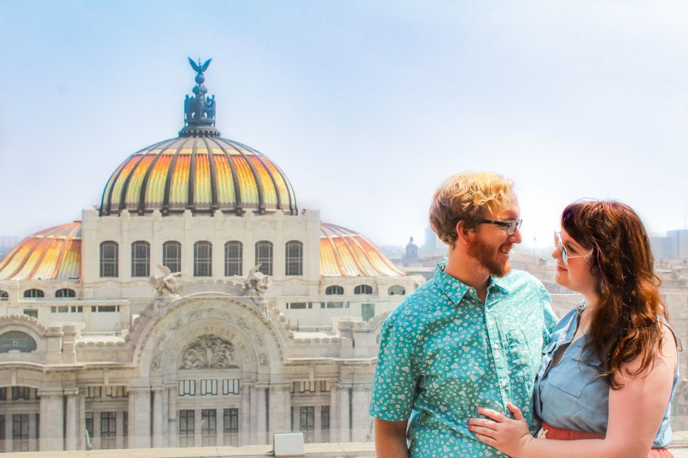 Our year-long honeymoon was kind of a disaster. But we had a great time anyway.