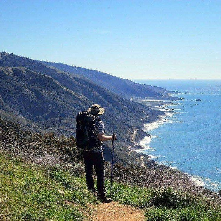 Backpacking trips and day hikes