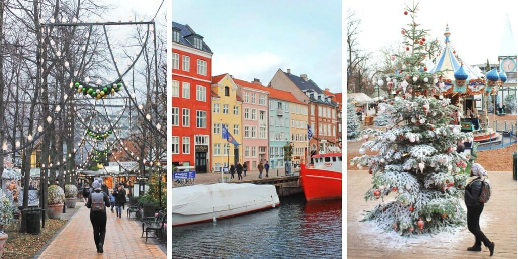 Copenhagen, Denmark in the winter is a magical holiday fairytale land full of Christmas cheer and hygge! Here's all the best things to do in Copenhagen in the winter.