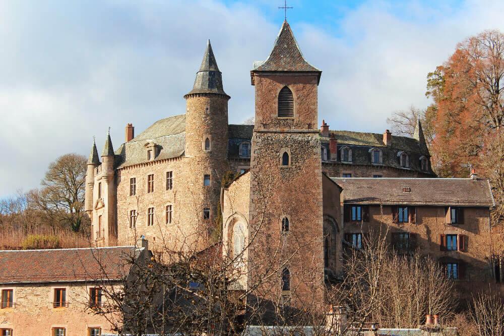 Château de Vézins, France