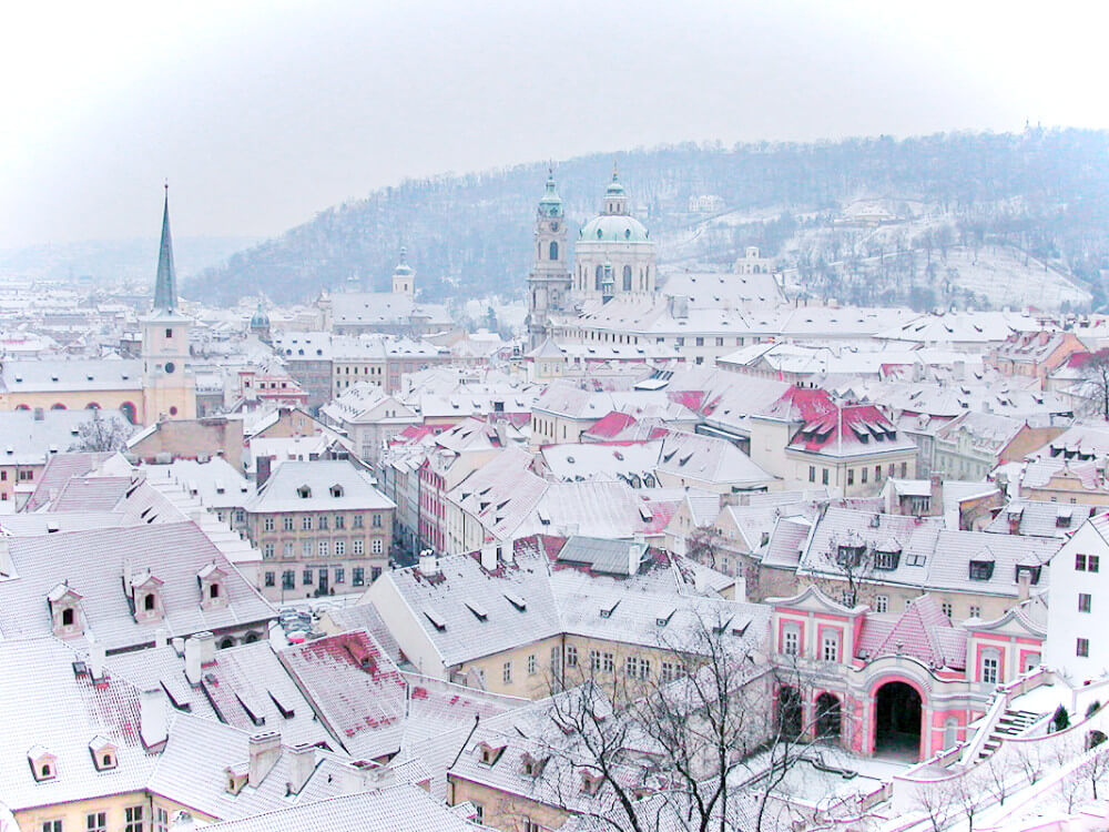 Prague in the winter is a romantic, snowy Christmas fairytale. Plus, the Christmas Markets stay open after New Years! You'll definitely want to Czech out (EYYYY) all of these delightful things to do in Prague in December and January.
