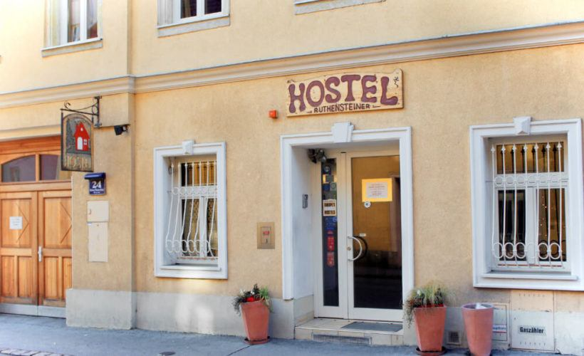 Where to Stay in Vienna on a Budget: Hostel Ruthensteiner