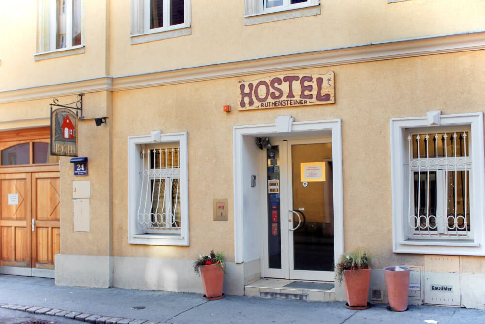 Hostel Ruthensteiner is the oldest hostel in Vienna and one of the best places to stay in Vienna, Austria!
