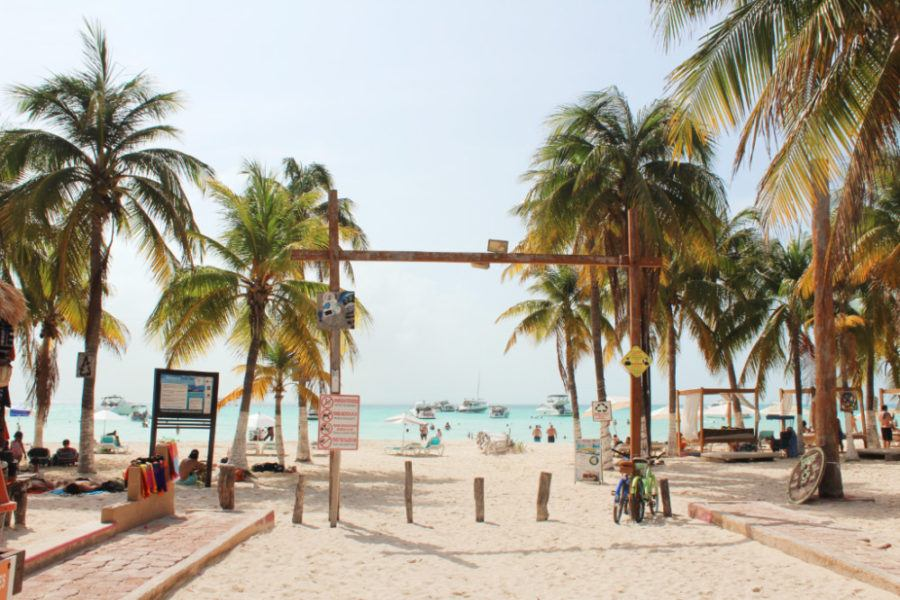 Isla Mujeres, Mexico is a beautiful, sleepy little island located off the coast of Cancun. In our massive guide, we lay out everything you need to know about Isla Mujeres, from how to get there to what to pack. Discover the best things to do in Isla Mujeres!